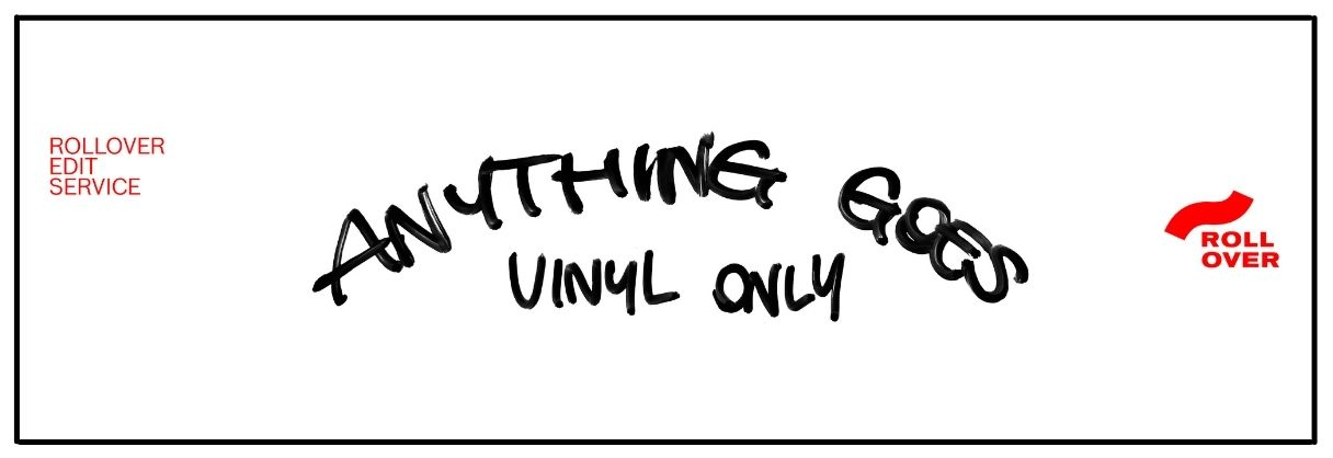 Anything g Goes | Vinyl Only Releases