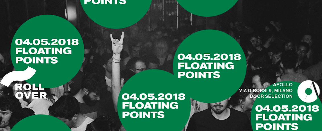 """04.05.2018 - ROLLOVER W/ FLOATING POINTS"""