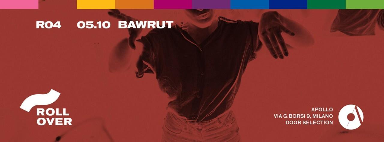 05 October - Rollover w/ Bawrut