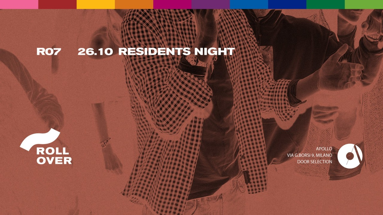 """26.10.2018 rollover residents night"""