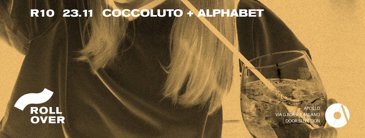 """""""ROLLOVER W/ CLAUDIO COCCOLUTO"""""""
